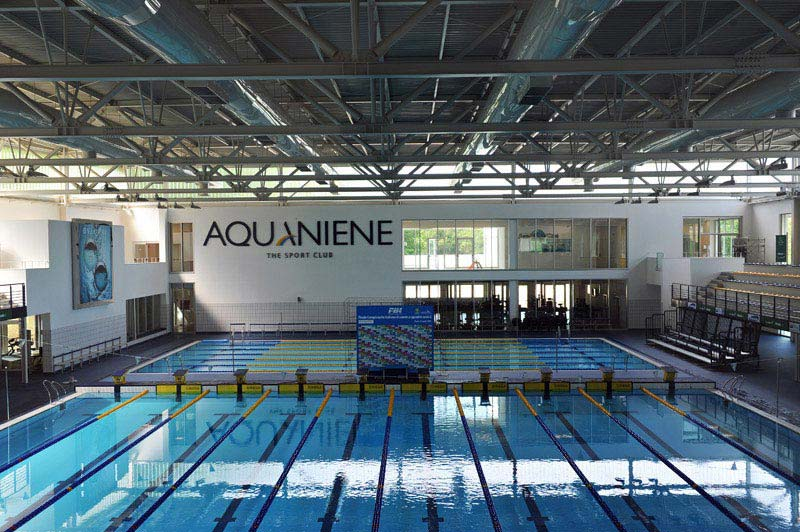 Acquaniene sport club: via all'inaugurazione