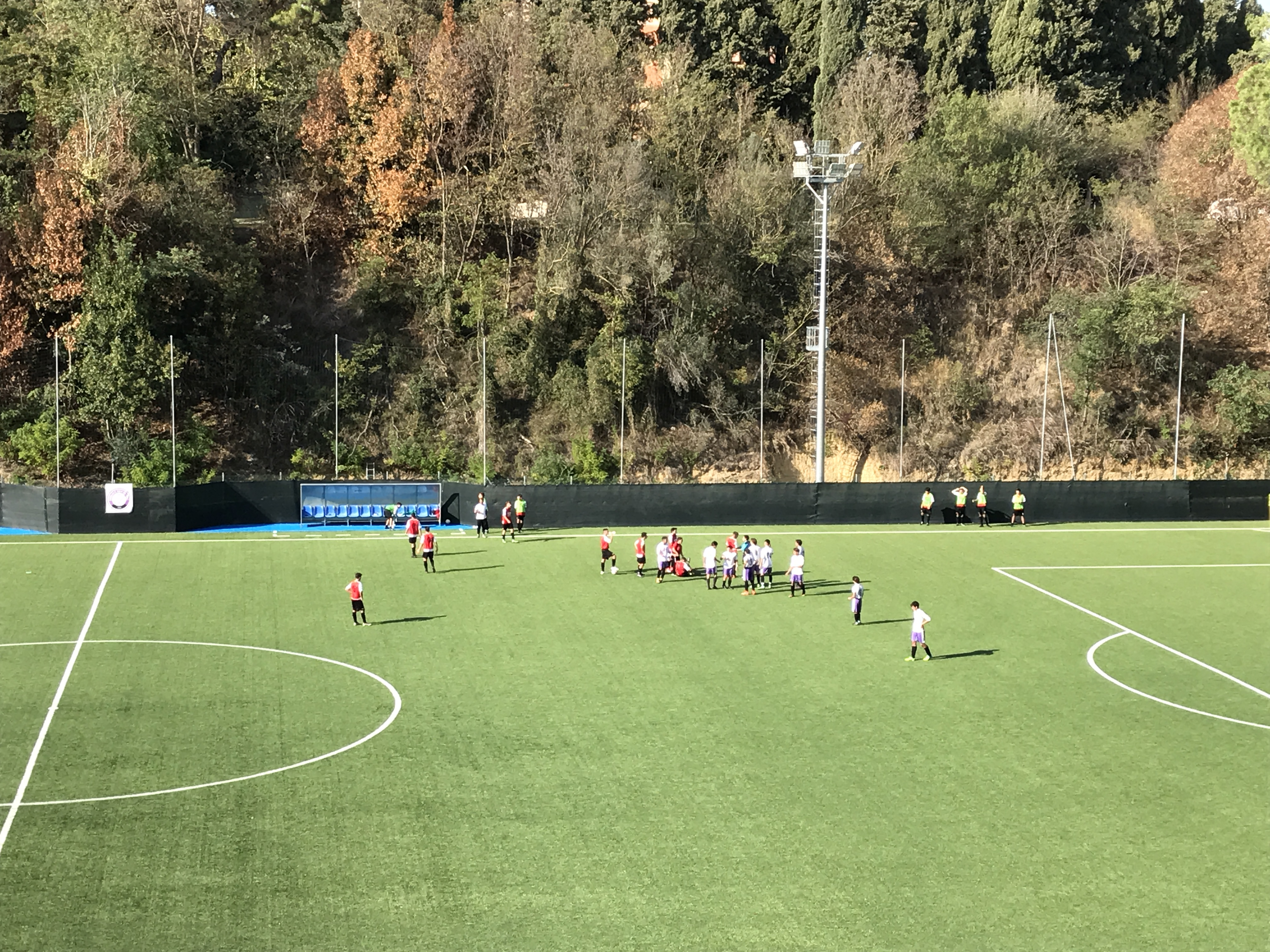 Juniores Elite | Boreale Don Orione – Colleferro 1-1, le pagelle