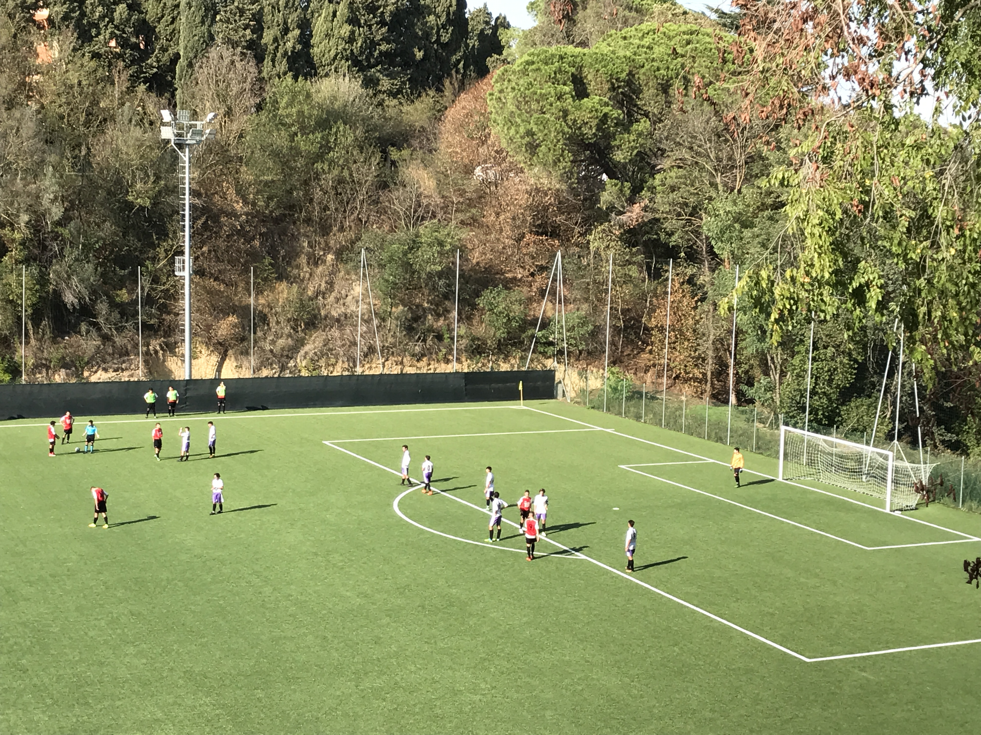 Juniores Elite | Boreale Don Orione – Colleferro 1-1, la cronaca