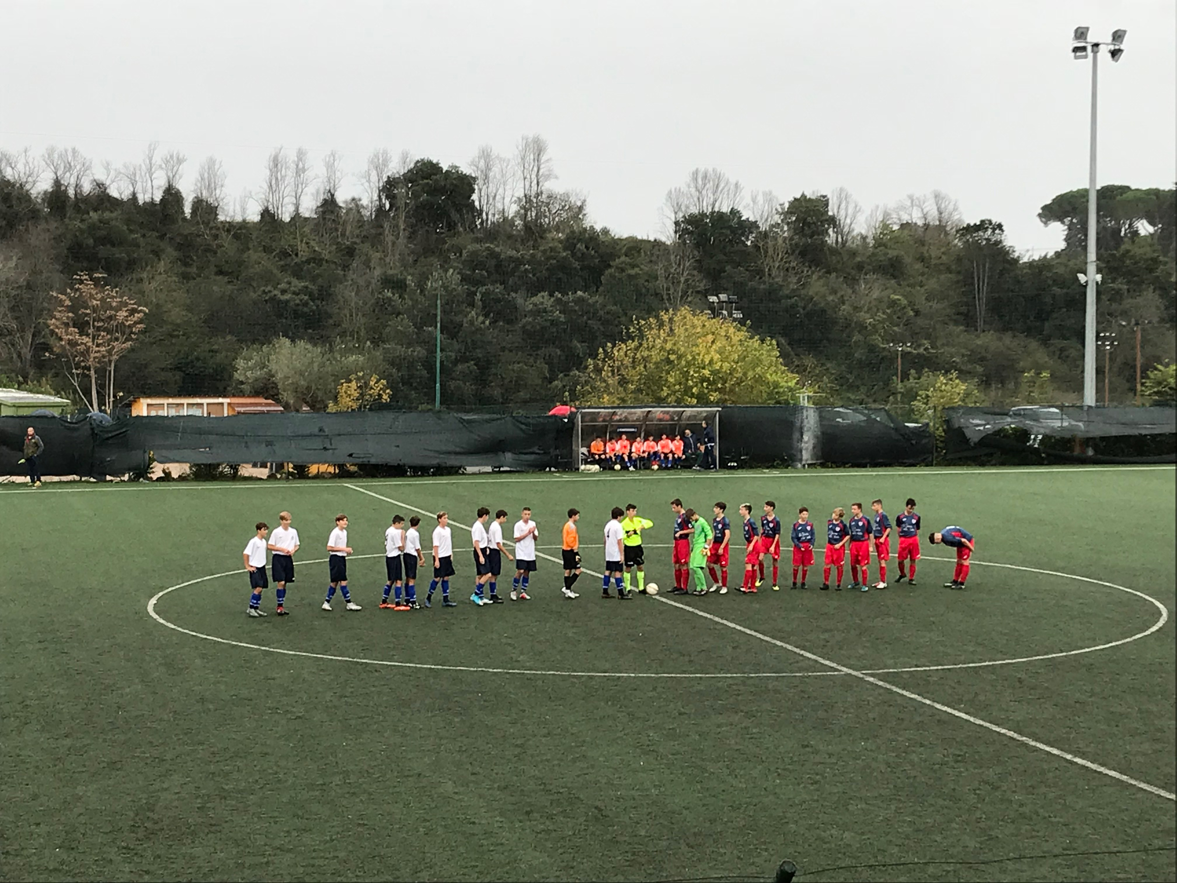 UNDER 15 REGIONALE | PD MONTESPACCATO – SPORT CITY ROMA 1-0, LA CRONACA