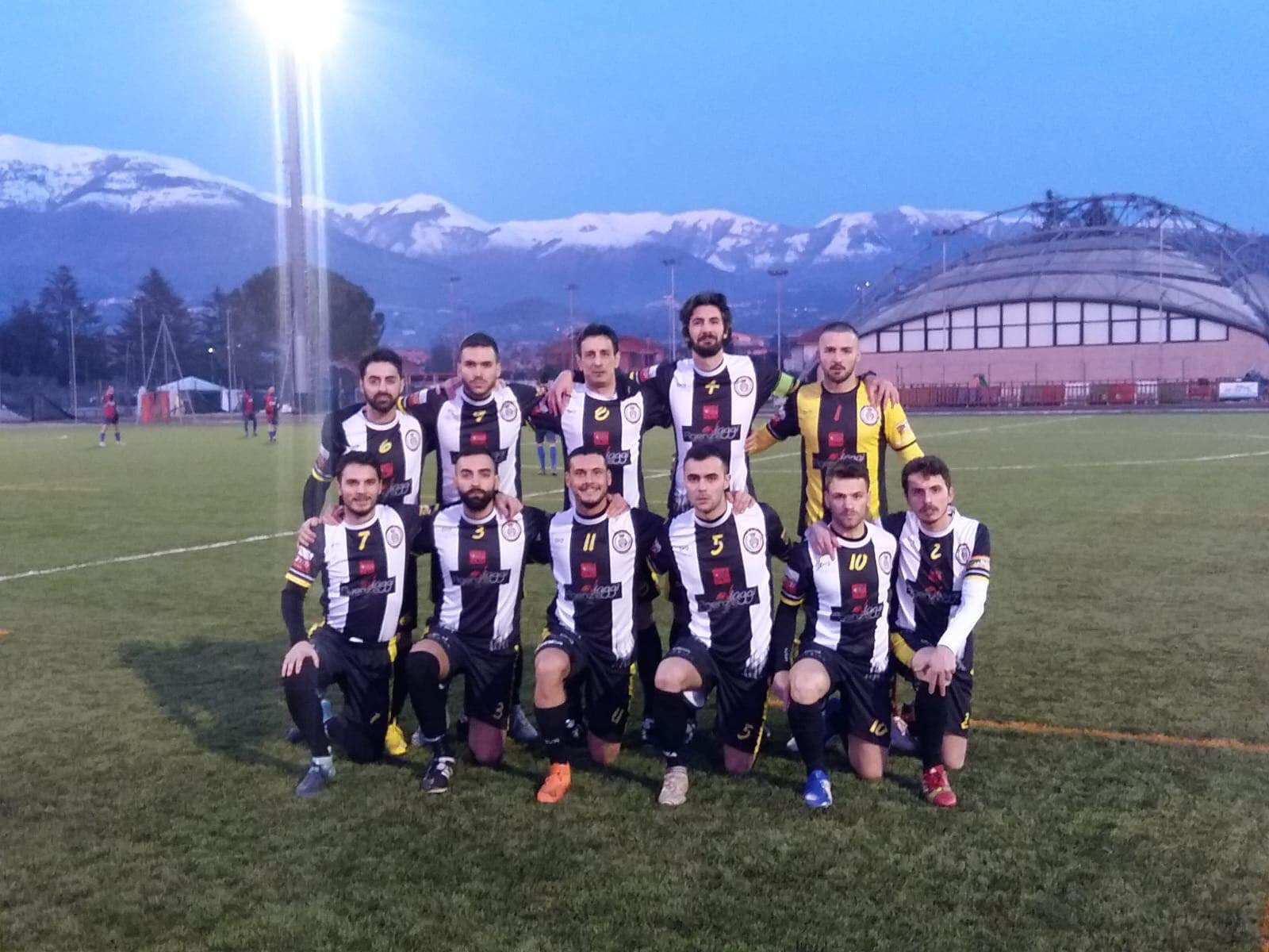 Seconda Categoria: Vis Sora all'inglese sull'Atletico Fiuggi