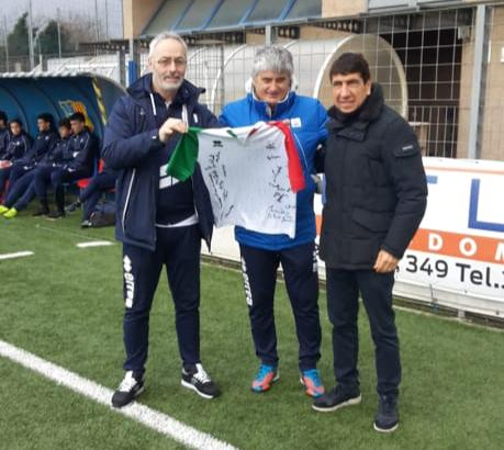 AMICHEVOLE IN CASA VIGOR PER  L' UNDER 16 LEGA PRO