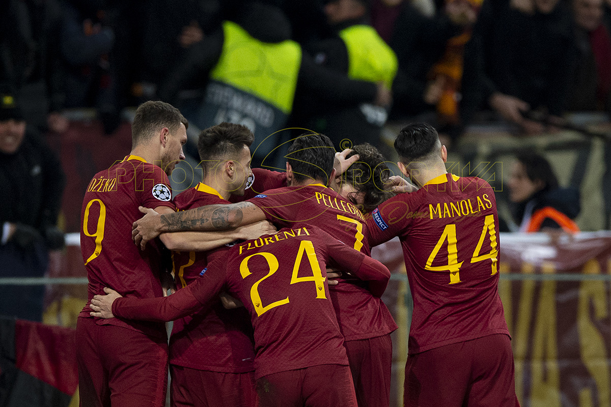Foto Gallery Champions League Roma – Porto 2-1 di GIAN DOMENICO SALE