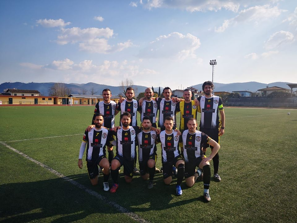 Seconda Categoria: Città di Ceprano – Vis Sora 07 . 2-1 (39′, 59′ Rezza, 91′ Careni)