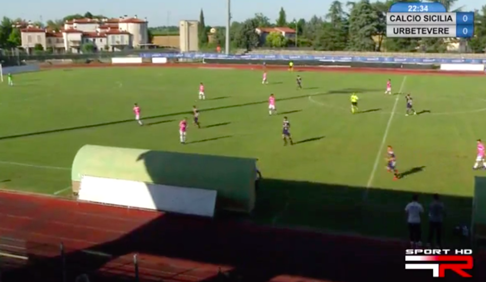 VIDEO | Under 15 Dilettanti, riguarda il match integrale: Calcio Sicilia-Urbetevere 1-1
