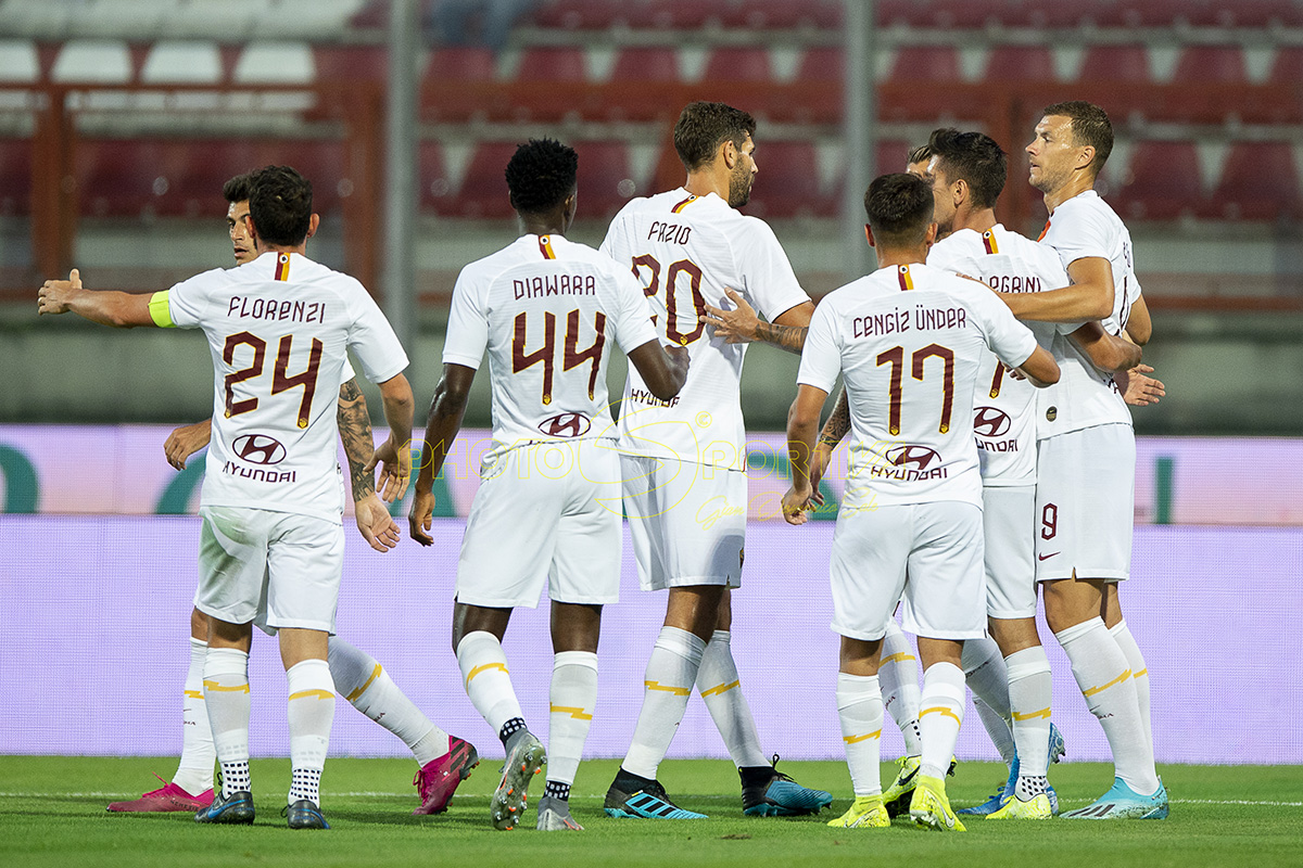 Lille – AS Roma 2-3: a segno Under, Zaniolo e Cristante