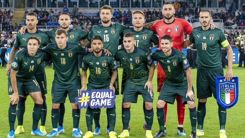 UEFA Nations League | Il sorteggio: Italia con Polonia, Bosnia e Olanda