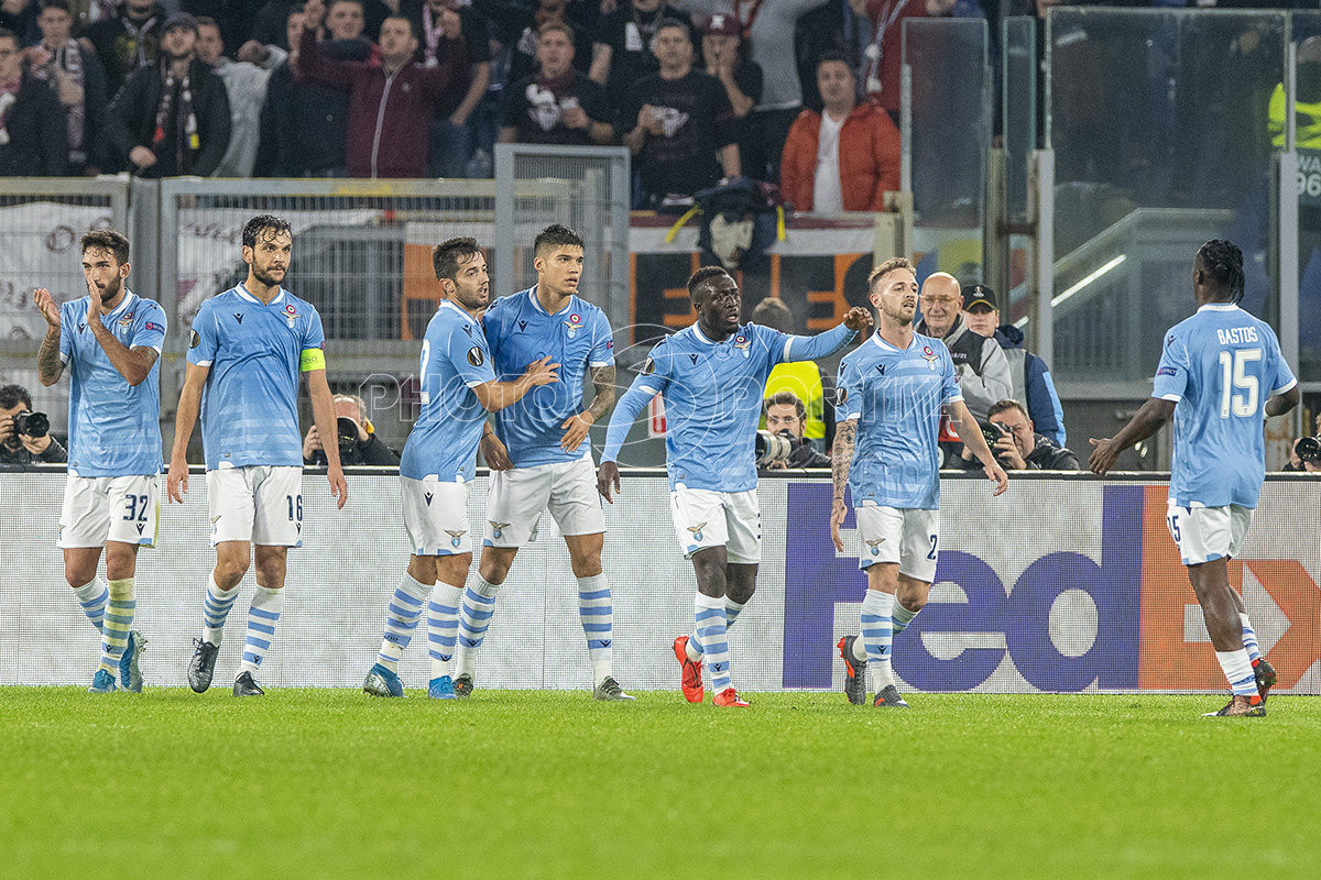 Foto gallery Europa League Lazio – Cluj 1-0 di GIAN DOMENICO SALE