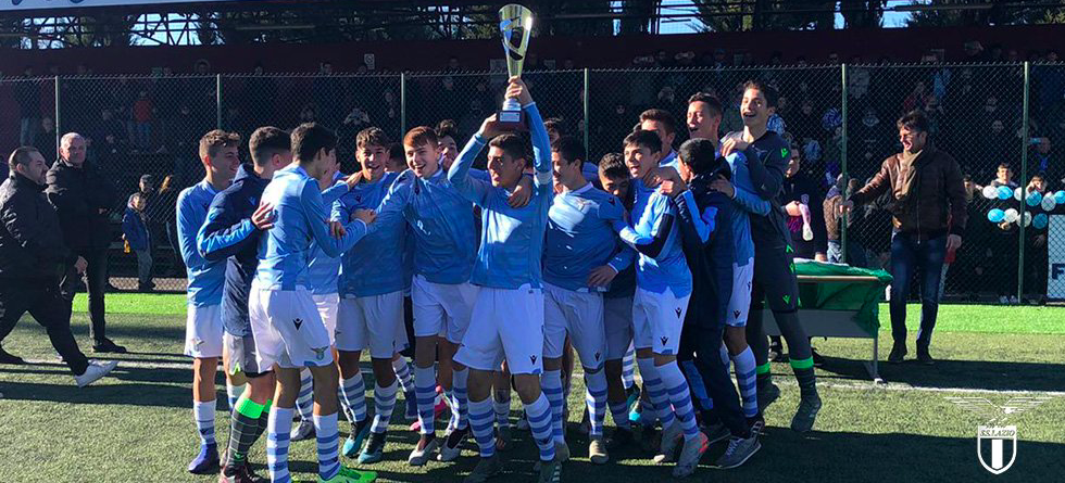 Under 14 | Memorial Halima Haider: la Lazio porta a casa derby e coppa