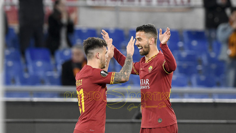 Foto gallery Europa League Roma – Gent 1-0 di GIAN DOMENICO SALE