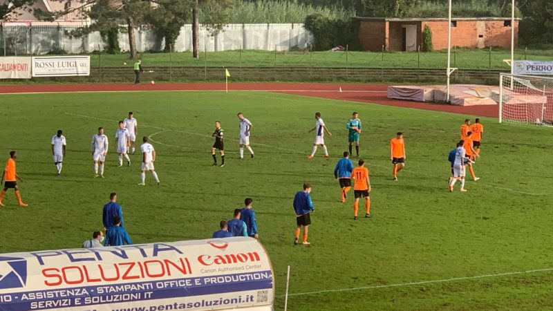 Serie D: il Cassino supera in casa il Latina in un derby intenso